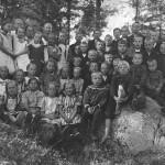 Kavalan koulun os II vuonna 1927. Mukana Aarne Nieppola, ketä muita?
